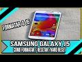 Como Formatar / Resetar / Tirar Senha Samsung Galaxy J5 (Hard Reset)