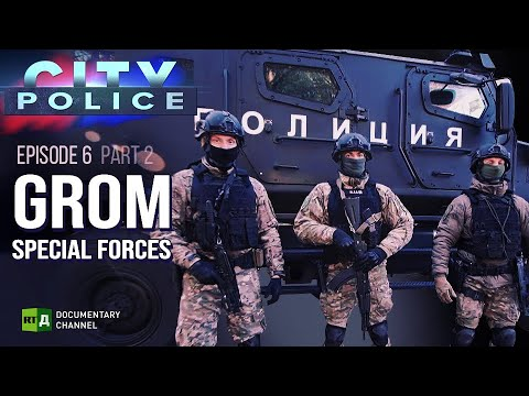 Grom Special Forces
