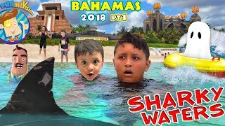 BAHAMAS SHARK HOTEL is Back! Funnel V @ Atlantis 2018