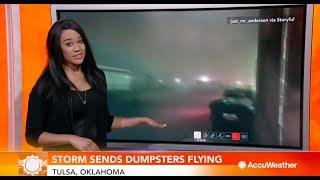 "AccuWeather's ""Weekly Wrap-Up"""