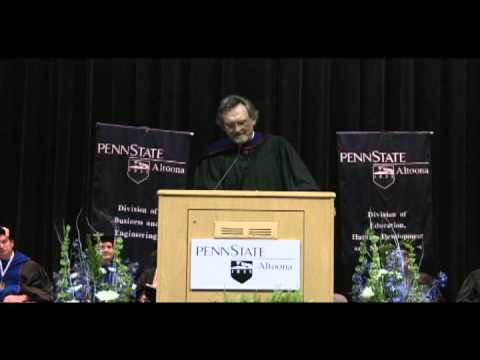 Spring 2012 Commencement Address - Mike Reid