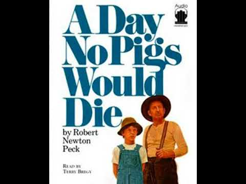 A Day No Pigs Would Die Plot Overview Summary