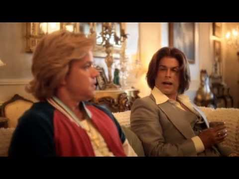 BEHIND THE CANDELABRA Plastic Surgery Clip