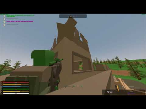 [Unturned PvP] Some Quality Military PvP (solo) thumbnail