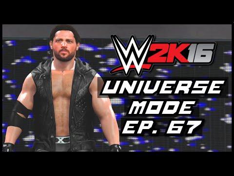 WWE 2K16 | Universe Mode - 'PHENOMENAL!' | #67
