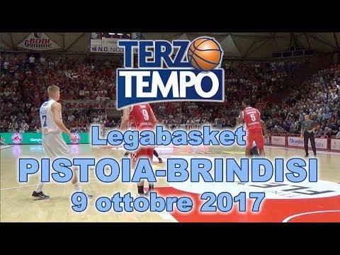 Terzo Tempo PISTOIA-BRINDISI 83-77 (9 ottobre 2017)