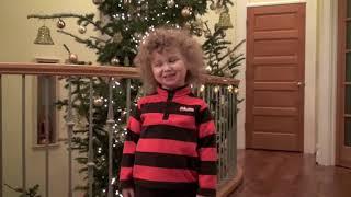 Ехали медведи на велосипеде - исполняет Давид (4 года)(ехали медведи на велосипеде., 2012-12-31T09:10:51.000Z)