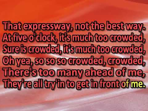 Ohio Players   EXPRESSWAY TO YOUR HEART [karaoke]