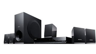 Real owner reviews. Sony HT-TZ140 home theater specifications.