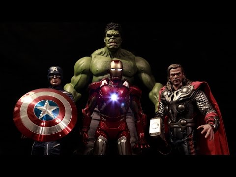 Hulk : Avenger Adventures ft. IronMan, Thor, Captain America Pre Episode