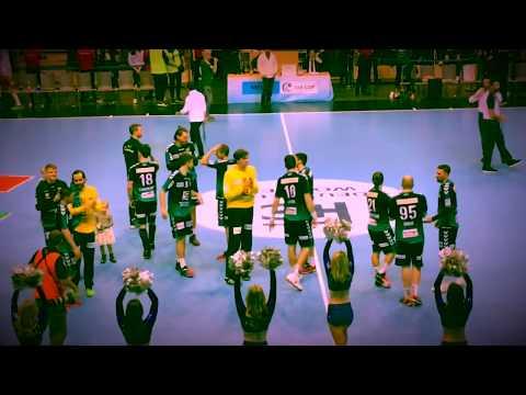 EHF Cup 2018 19  Füchse Berlin - BM Logrono La Rioja - YouTube 5682008af22f0