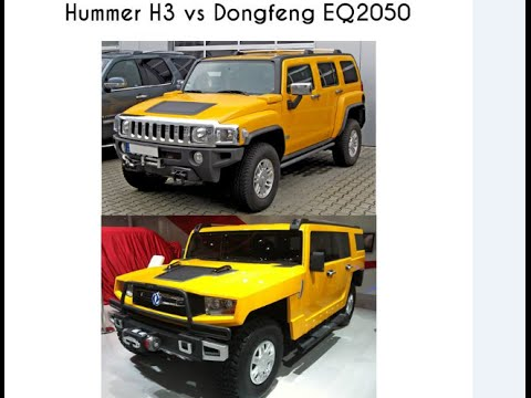 "China ""Copied"" your favourite Vehicles ???"