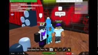 ninjagirl955's ROBLOX-Iron cafe PARTY!