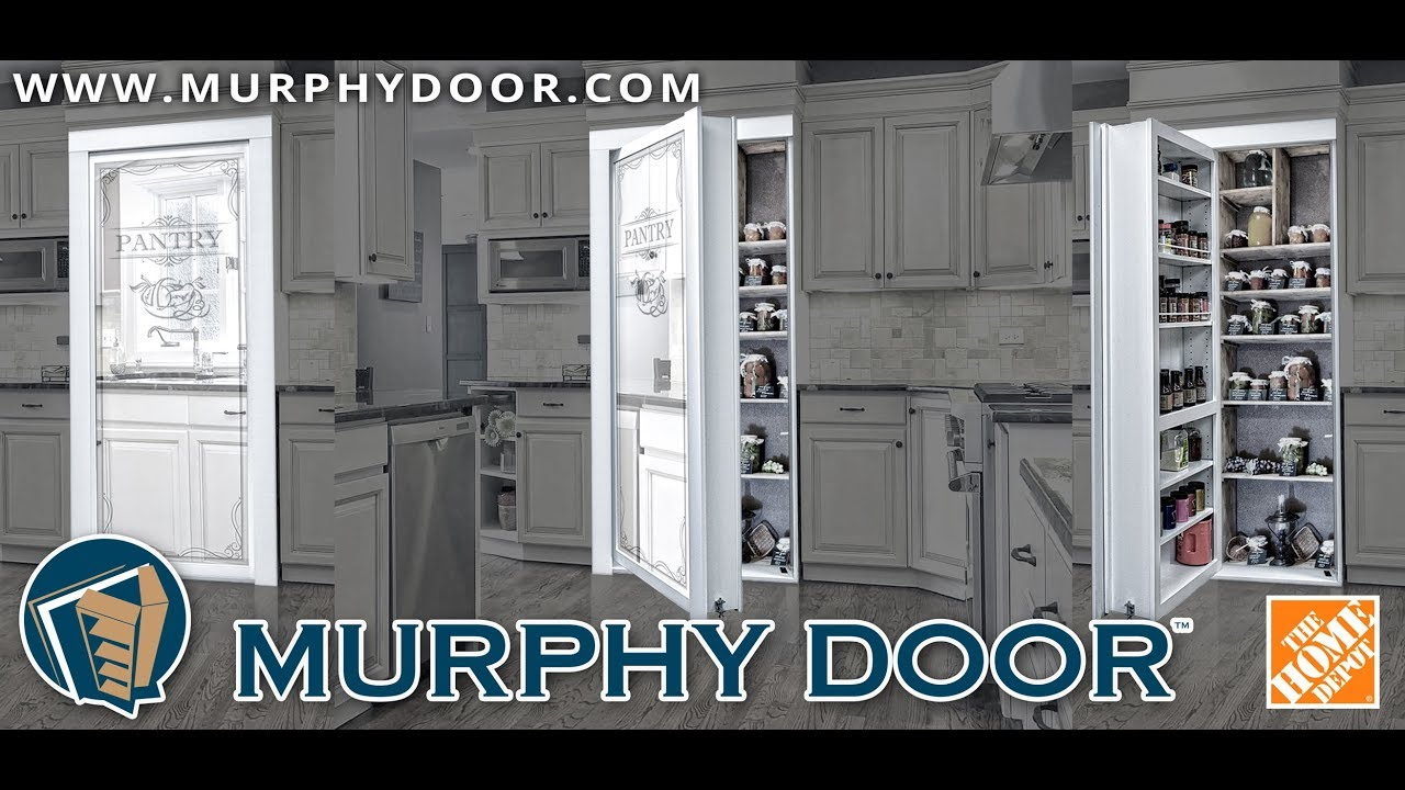 Murphy Door Inc. Pantry Systems