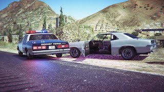 LSPDFR - Day 725 - Robbery in progress