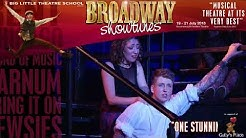 Big Little Theatre School | Broadway Showtunes 2018 | Bournemouth Pavilion Theatre