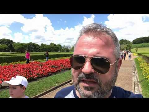 Vlog6 - Paseando por Curitiba - Walking Around Curitiba