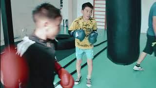 Детский бокс в Алматы