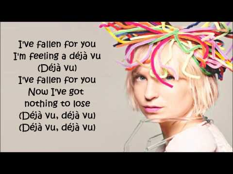 Sia ~ Déjà vu (Lyrics)