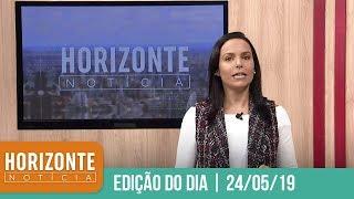 Horizonte Notícia   24/05/19