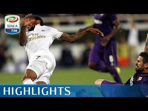 Fiorentina - Milan - 0-0 - Highlights - Giornata 6 - Serie A TIM 2016/17