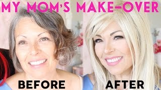 My Mom's Make-Over: 20 Years Younger thumbnail