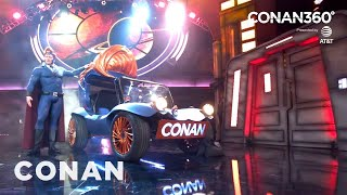 CONAN360°: Conan's Superhero Vehicle Reveal