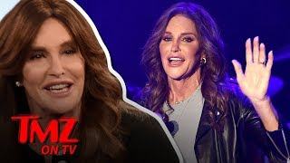 Caitlyn Jenner Shades Khloe Kardashian's Baby Dady On Father's Day | TMZ TV