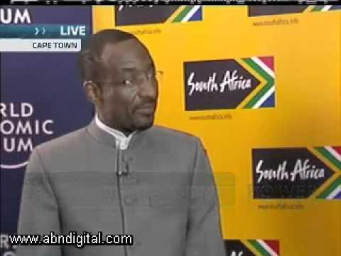 Sanusi Lamido Sanusi - Nigerian Central Bank Governor