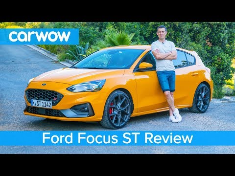 Ford Focus ST 2020 Review – tested on road, 'circuit' and launched!