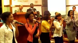 THE MT VERNON CHURCH OF GOD 7TH DAY REVIVAL WEEKEND