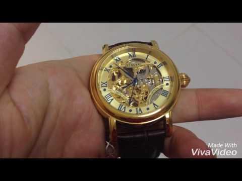 [BAZA.VN] Đồng Hồ Vàng Lộ Cơ Binger - BG029