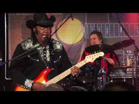 "Guitar Shorty - ""Hey Joe"" [Lucerne 16/11/2012]"