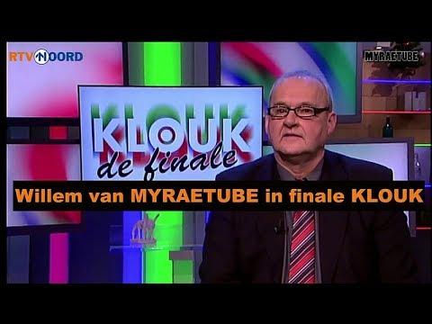 Willem Ten Rae Van MYRAETUBE Winnaar Klouk