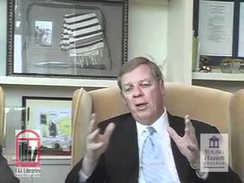 Johnny Isakson, Reflections on Georgia Politics