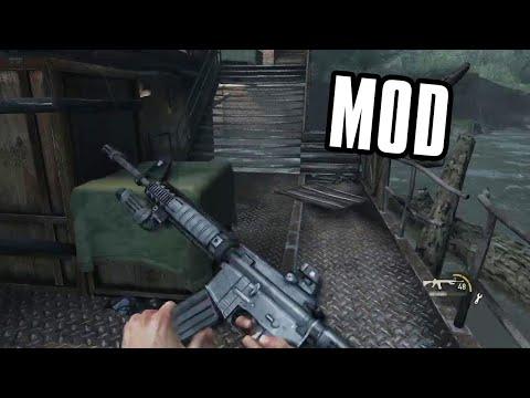 Посмотрите, как необычно выглядит The Last of Us с видом от первого лица — видео