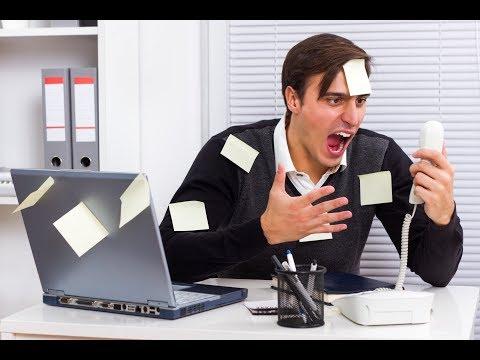 Половина россиян пьет успокоительные от стресса на работе