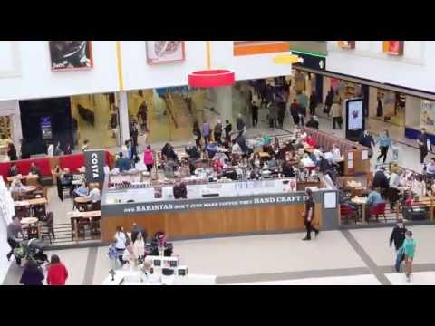 Kingfisher Shopping Centre 2015