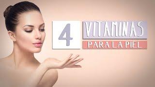 La vitaminas la piel. Alimentos para y de ayudar a elasticidad