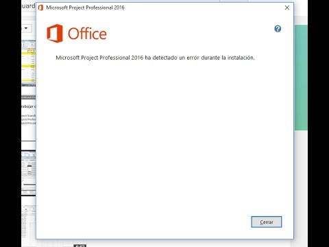 microsoft office 2016 requiere universal crt