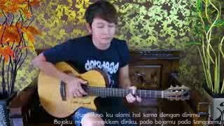 Gambar cover Jaran Goyang   Nathan Fingerstyle   Guitar Cover   NDX   Via Vallen   Nella Kharisma
