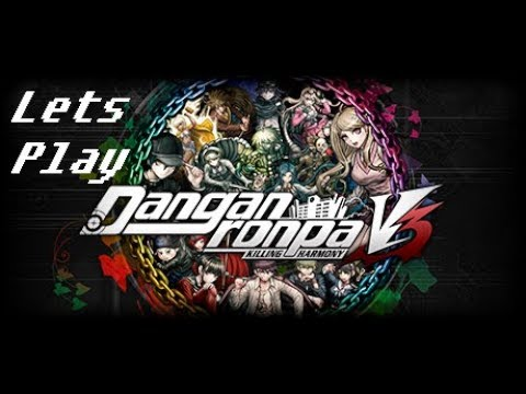 Lets play Danganronpa V3: Killing Harmony part 26 (Chapter 2)