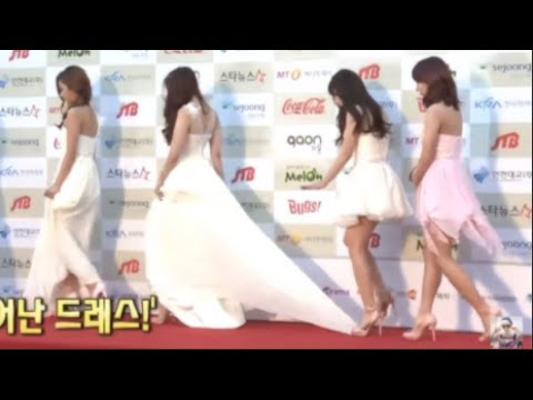 [PART 2] APink Son Naeun vs  Awkward Moments