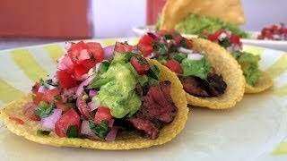 How To Make Border Grill's Steak Tacos | Get The Dish