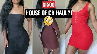 $1500 Fall Try On Haul | House of CB