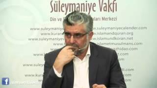 Kur'an Sohbetleri | Nisa Süresi 44-46 Ayet (Ayetleri Tahrif)