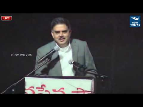 Janasena Leader Nadendla Manohar Excellent Speech at Pravasa Garjana | Dallas | USA | New Waves