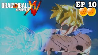 "Dragon Ball Xenoverse ep 10 ""AYEYE SUPER SAYAN VS MAJIN BU"""