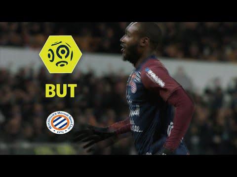 But Giovanni SIO (29') / Montpellier Hérault SC - Olympique de Marseille (1-1)  / 2017-18