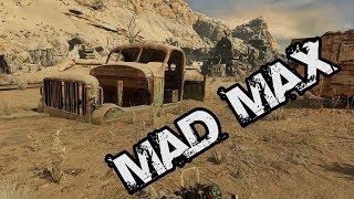 Mad Max - Metro Exodus